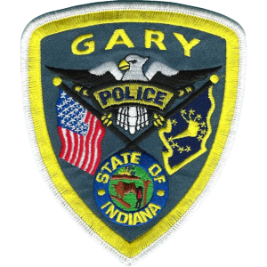 Gary PD Badge